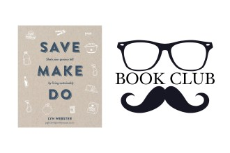 SAVE MAKE DO By Lyn Webster