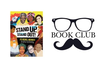 STAND UP, STAND OUT By Kay Woodward