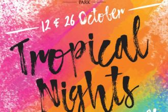 alexandra park tropical nights header
