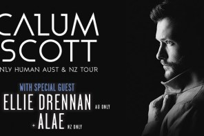 CALUM SCOTT – ONLY HUMAN TOUR