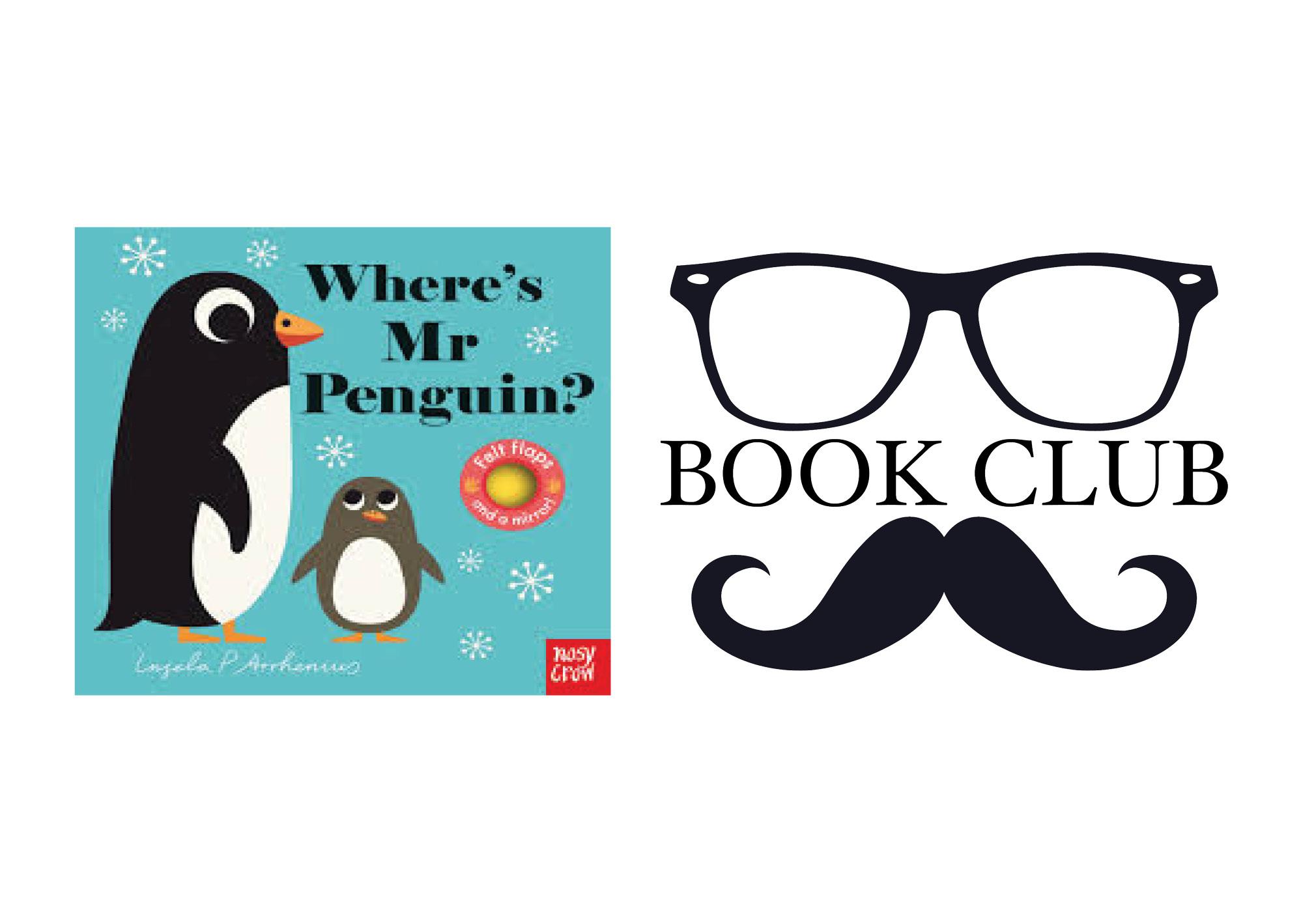 WHERE'S MR UNICORN? WHERE'S MR PENGUIN? Illustrated by Ingela P. Arrhenius
