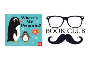 WHERE'S MR UNICORN? WHERE'S MR PENGUIN? Illustrated by Ingela P. Arrhenius