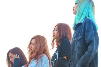 Korean Girl Band Blackpink Netflix Documentary Cover Photo