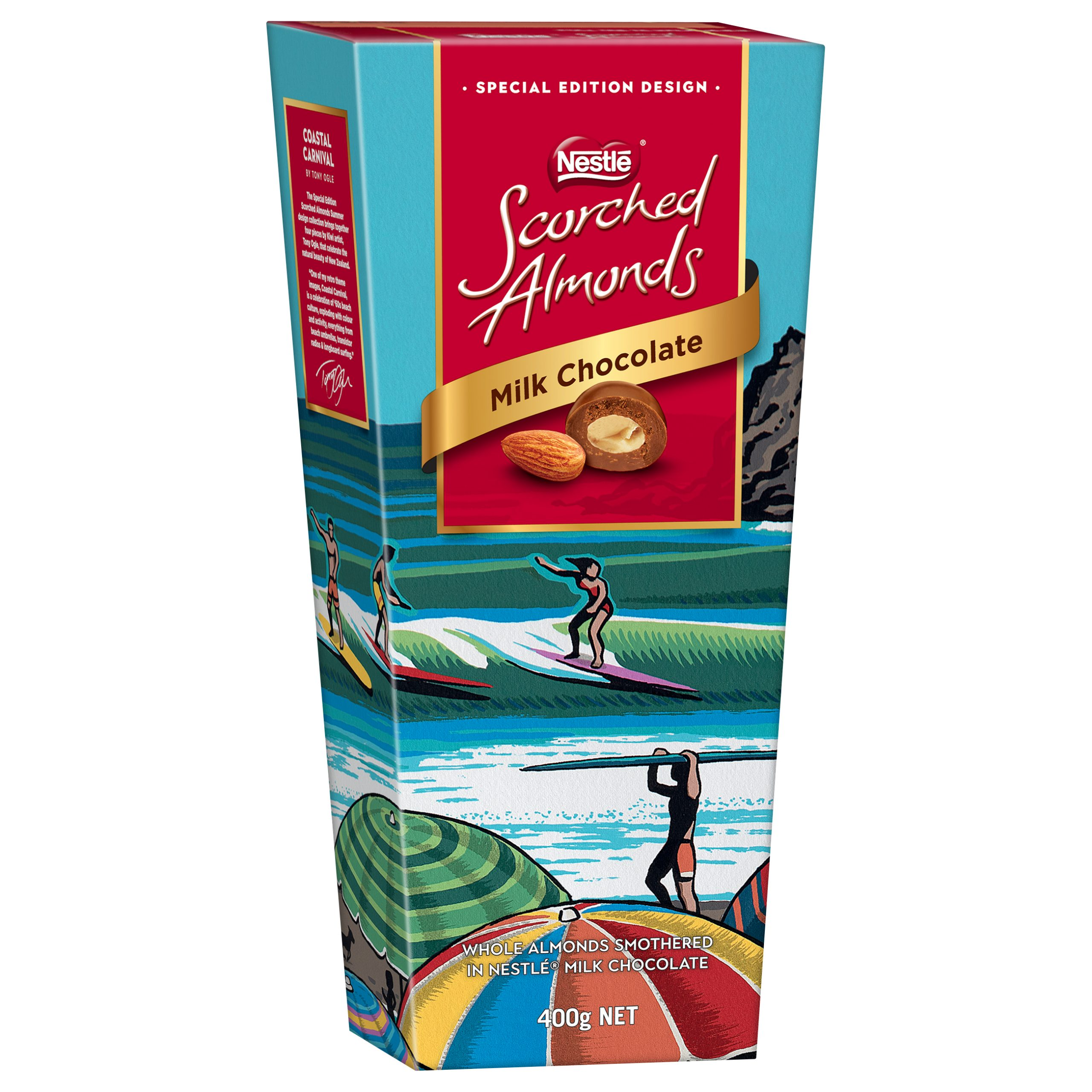 Scorched Almonds Summer Collection - Coastal Cranival