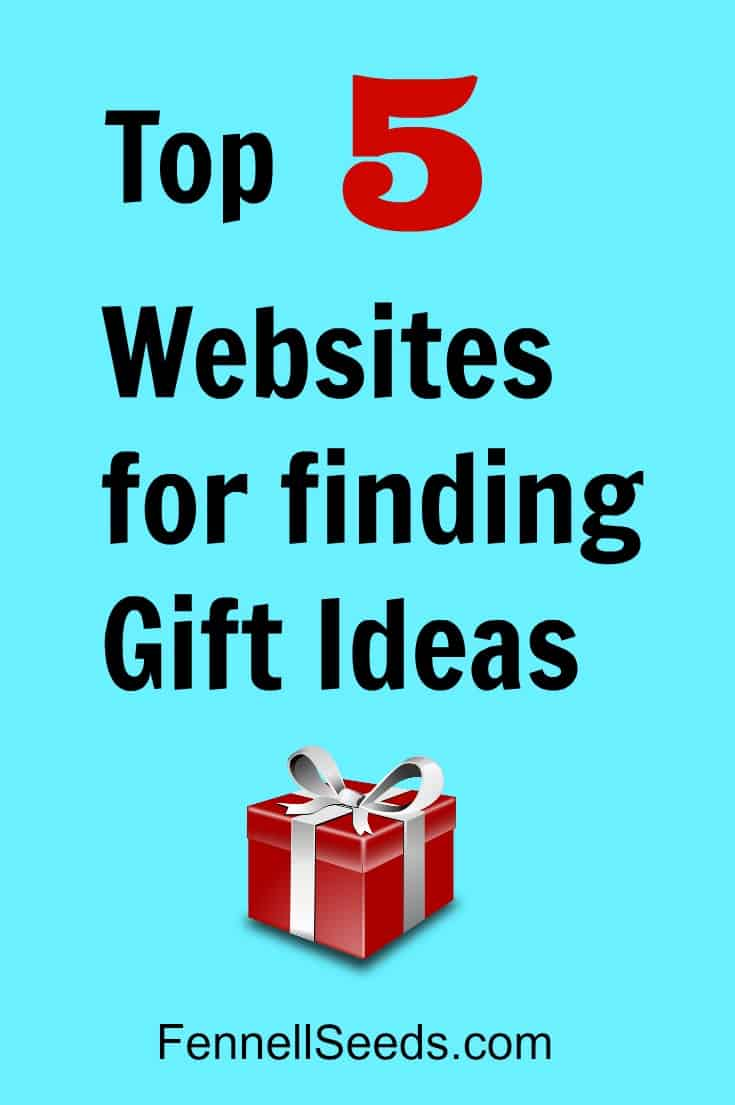 8 tips for easier christmas prep finding great gifts for Best website for gifts