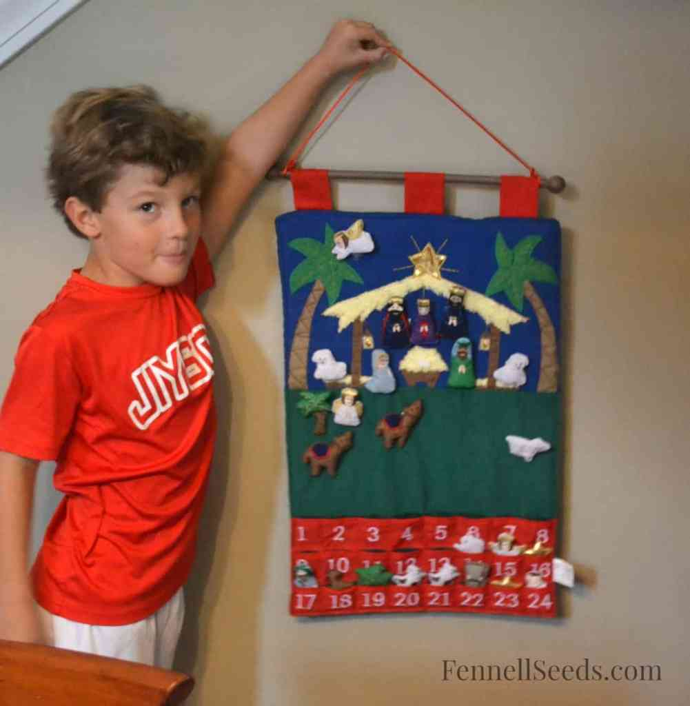 Advent Calendar Favorite Advent Toy