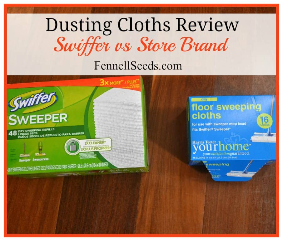 Review of Dusting Cloths