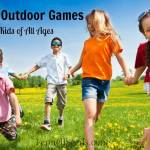 4 Favorite Outdoor Games to Play with Kids of All Ages (No Toys Needed)