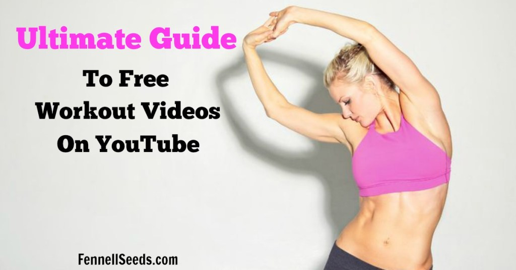 Ultimate Guide to Free Workout Videos on YouTube. I had no idea there were so many free exercise videos on youtube. These are perfect for when the weather makes it too difficult to get outside. Here are my reviews of the exercise youtube channels.