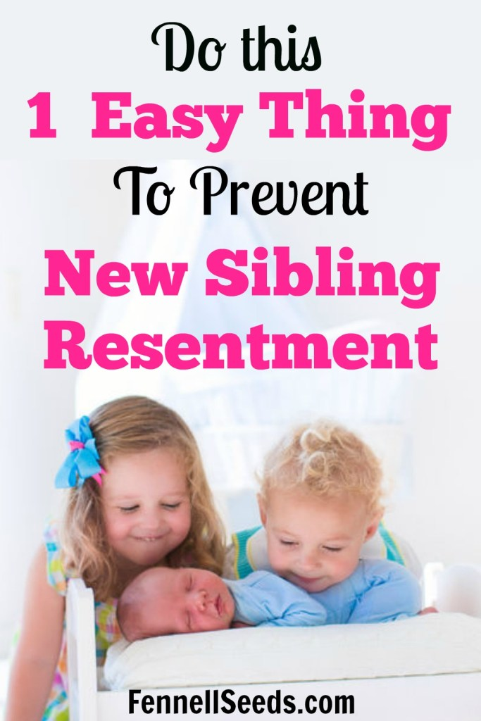 Sibling Resentment | Sibling Rivalry | Prevent Sibling Rivalry | This is such an easy change to make. I was making this mistake several times a day and once I realized it it was a super easy thing to fix. This makes me feel like I am helping to build their relationship.