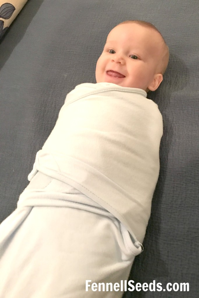Double Swaddle | How to Double Swaddle | How to Swaddle |