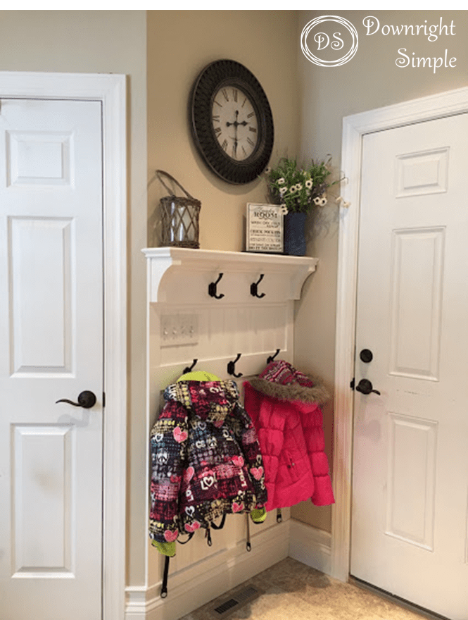 Backpack storage | Backpack storage ideas | Coat storage | Coat rack | coat hook | & 11 Backpack Storage Ideas When You Don\u0027t Have A Mudroom