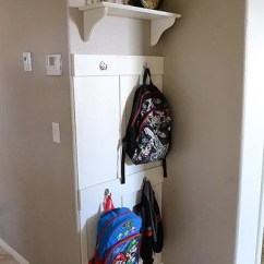 Kids Folding Camp Chair Sonoma Anti Gravity 11 Backpack Storage Ideas When You Don't Have A Mudroom