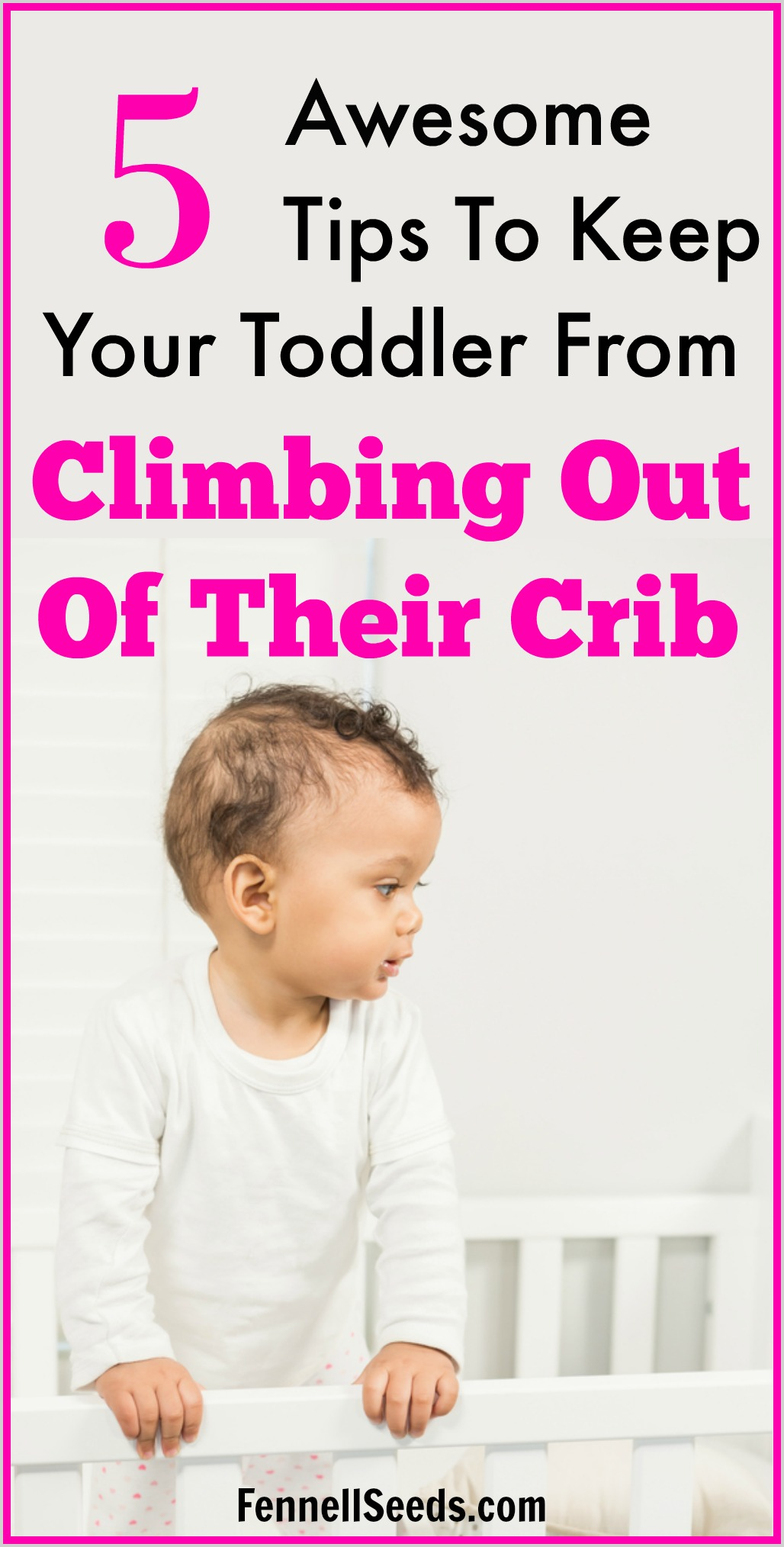 baby climbing out of crib | what to do when toddler climbs out of crib | how to keep baby from climbing out of crib | how to keep toddler from climbing out of crib | how to keep toddler in crib