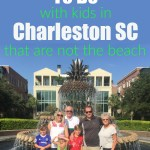 Great Family Friendly Things To Do In Charleston, SC With Kids That Are Not The Beach