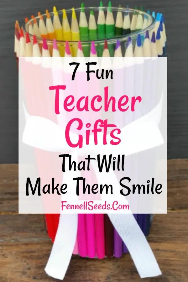 Fun and Easy Teacher gifts | teacher gift ideas | End of year Teacher Gifts | Teacher appreciation gift