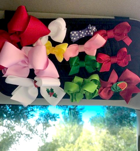 Hair Bow Organization | Girls Organization