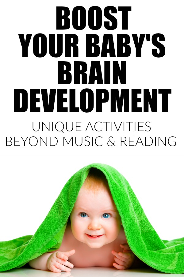Unique activities to boost brain development in infants. | make your baby smart | infant education | brain development ideas | activities for babies