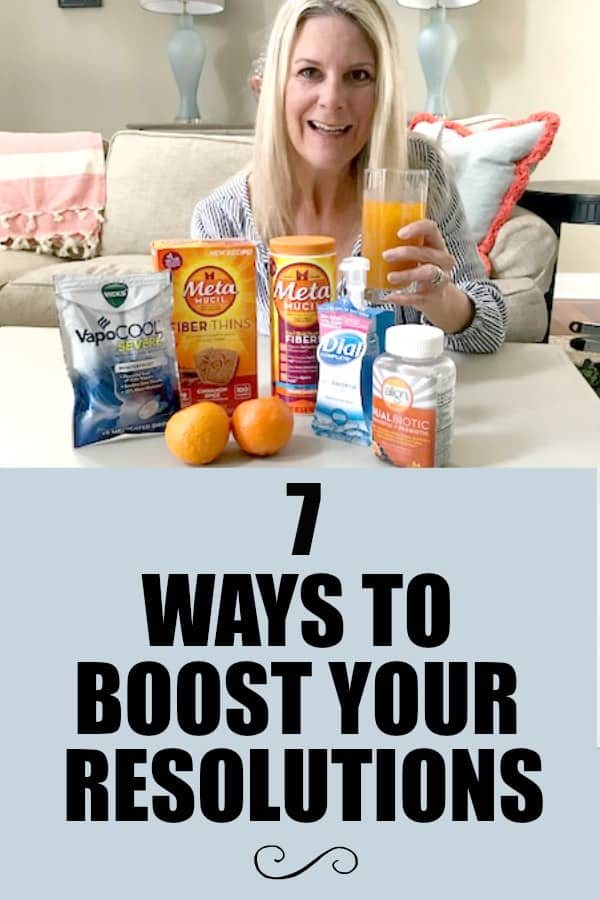 Keep up your resolutions and stay healthy this year with #AD Metamucil, Vicks VapoCool, Align and Dial. Be sure to check out www.WalmartHealthSupport.com for great information. #WalmartHealthSuport #IC #Resolutions