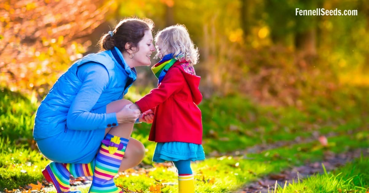 How connected moms bond with their toddler. 6 easy steps to feel a closer relationship with your child.