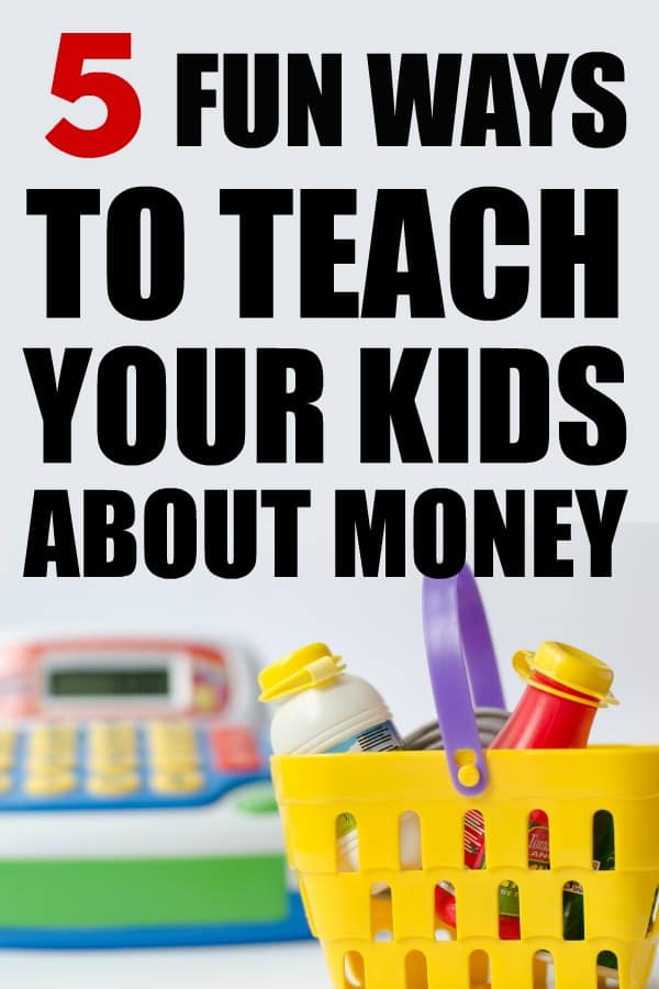 How to teach kids about money | money games | games about money | money lessons