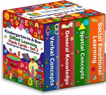 Gifted Flash Cards - Flash Cards for Gifted Kids