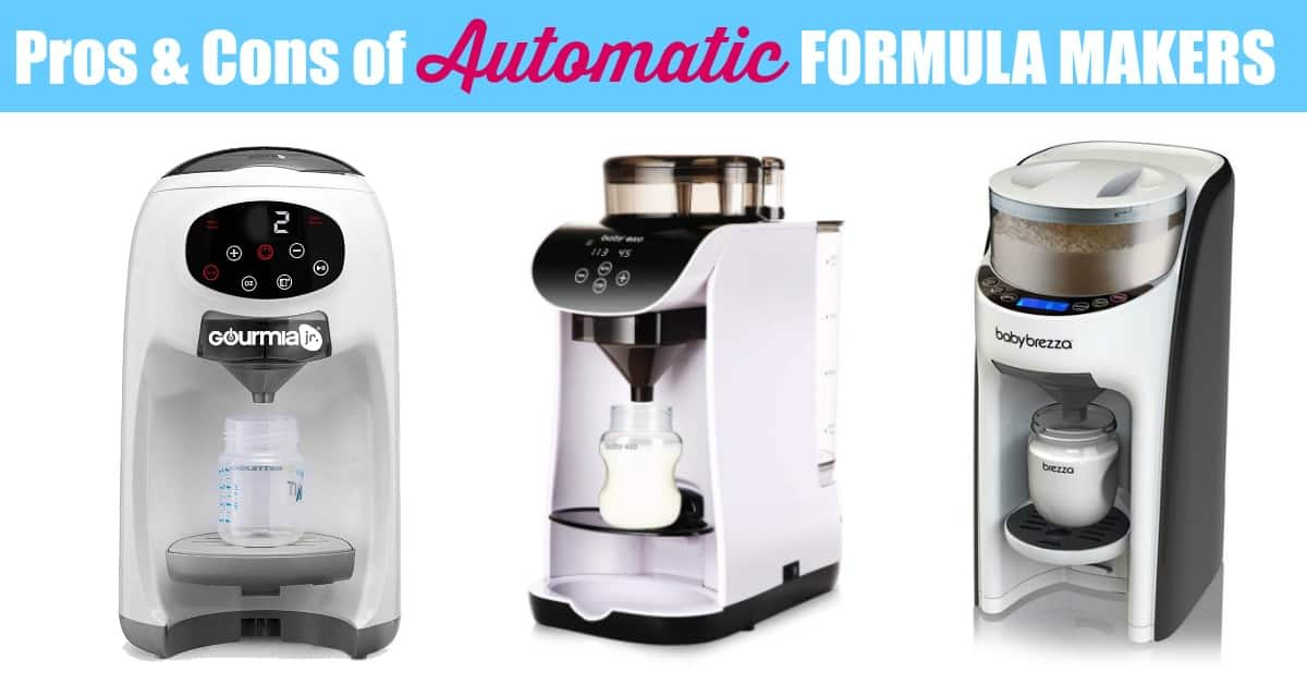 The best automatic formula makers that make your life easier. Why do you need one and the pros and cons of each automatic bottle maker.
