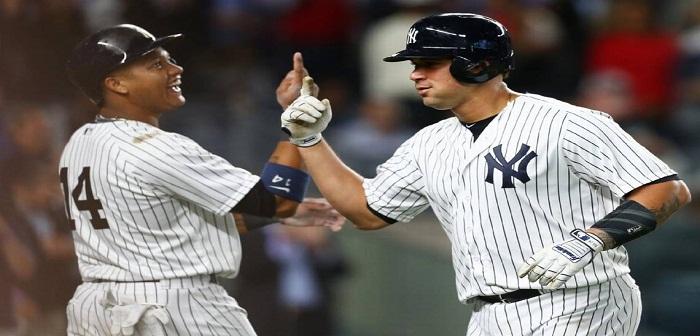 Peloteros dominicanos son protagonistas en el buen paso de los Yankees