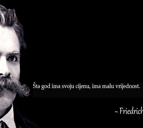 Friedrich Nietzsche Quotes on Value