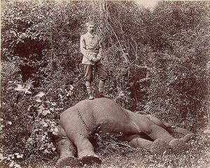 Franc Ferdinand u Indiji 1893.