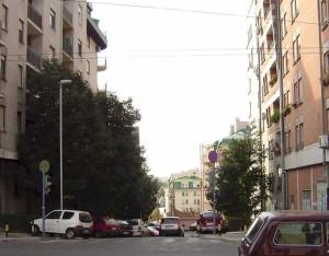 Ulica Danila Kiša u Beogradu