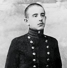 Kadet Miroslav Krleža