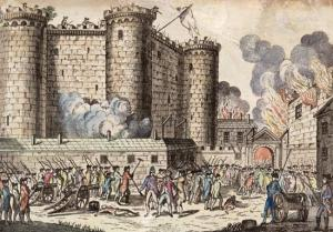 Pad Bastilje
