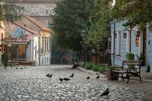 Skadarlija_street,_Belgrade,_Serbia