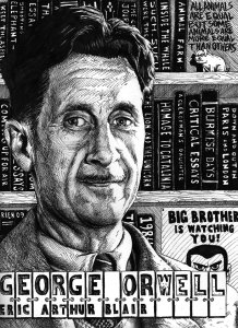 george_orwell_by_magnetic_eye