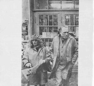 Bukovski i Linda u Majnhajmu