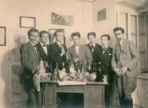 Grupa Traveleri, 1924