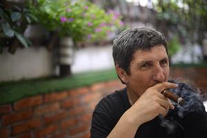 Beograd 27.05.2016. Ante Tomic, pisac foto: Milovan Milenkovic