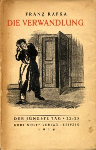 Naslovna strana prvog izdanja Preobražaja