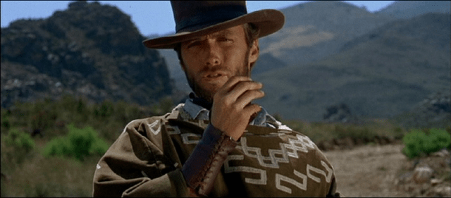 Clint Eastwood - By Sergio Leone [Public domain], via Wikimedia Commons