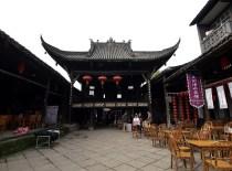 Luocheng, le théâtre de la vieille ville