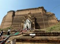 Mingun, la pagode inachevée