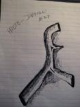 Strange Alien Sketch