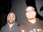 Benji Richardson - left, Jesse Duarte - right.