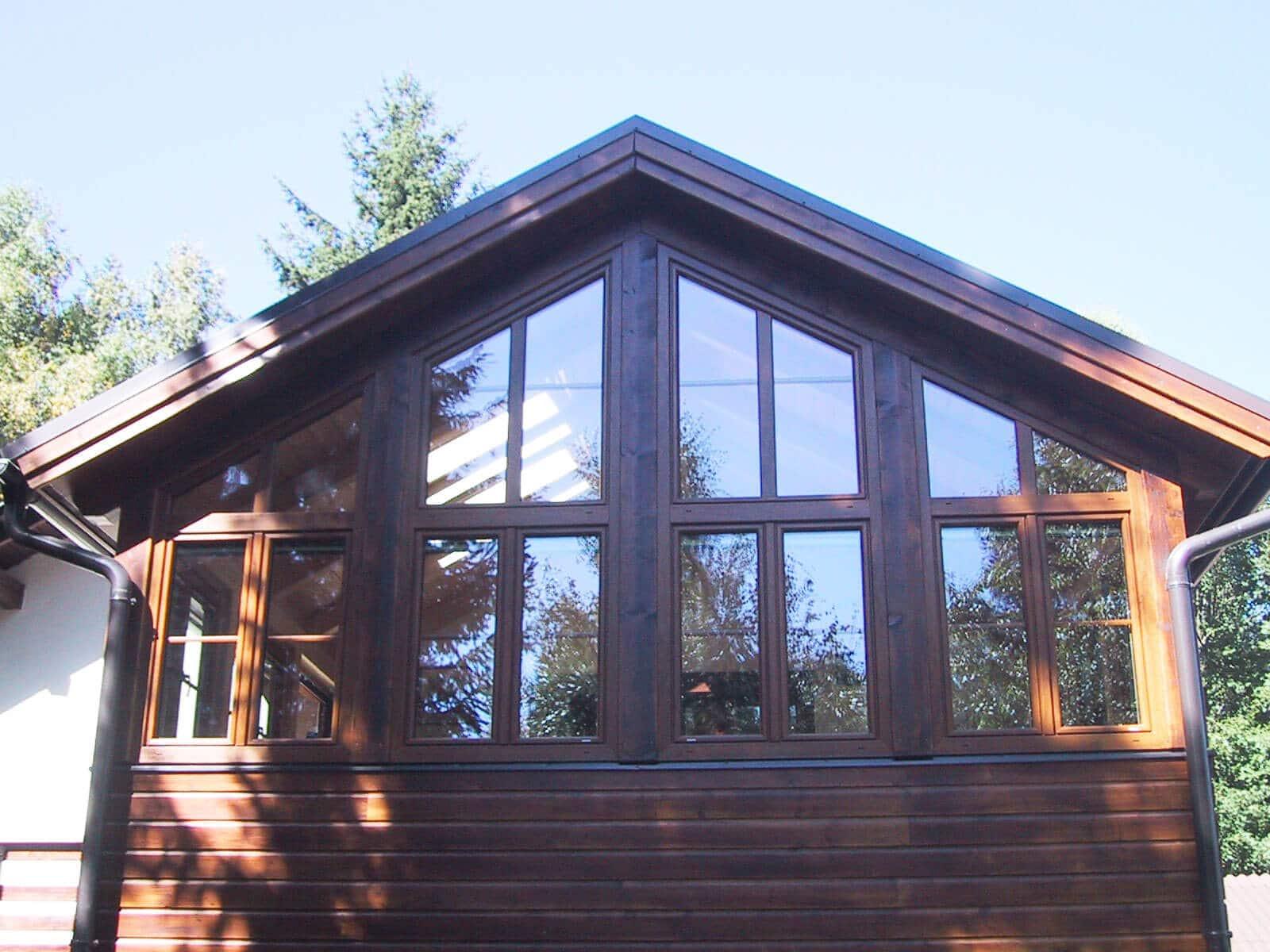 Balkonuberdachung Alu Terrassenuberdachung Aus Aluminium And Glas