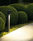 aussen-pollerleuchten-Haustür-Garten-Terrasse