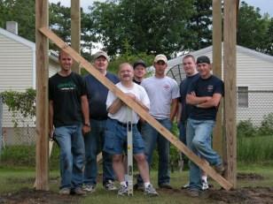 Park Pavilion Project at Storm Park