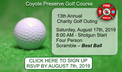 Fenton Fire Fighters 2019 Golf Outing