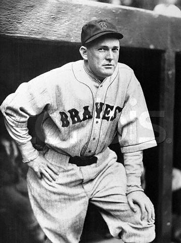Image result for rogers hornsby braves