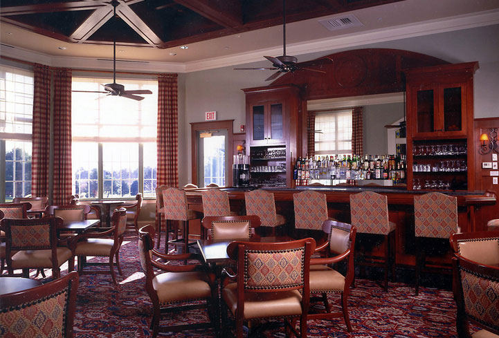Linwood Country Club Fenwick Architects